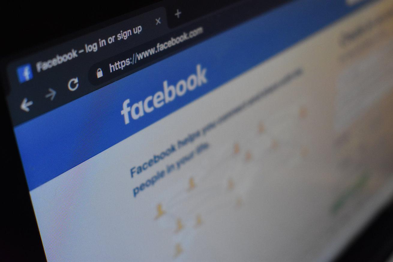 facebook sur ordinateur
